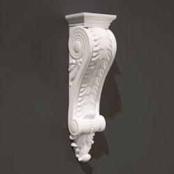 Pillar pattern design A000490 file FBX free vector art 3d model download