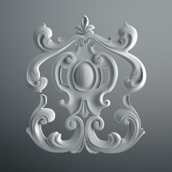 carving pattern A000315 file max or obj free vector art 3d model download for CNC