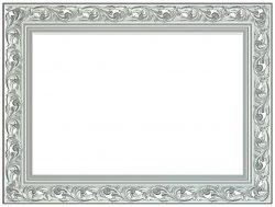 Antique picture frame Wood carving file RLF for Artcam 9 and Aspire free vector art 3d model download for CNC