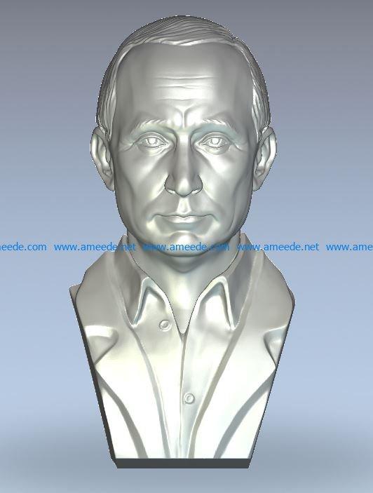 STL 3D Models # THE OLD MEN # for CNC Aspire Artcam 3D Printer