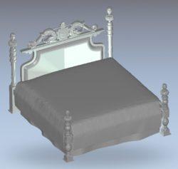 Full bed not yet taken wood carving file stl for Artcam and Aspire jdpaint free vector art 3d model download for CNC