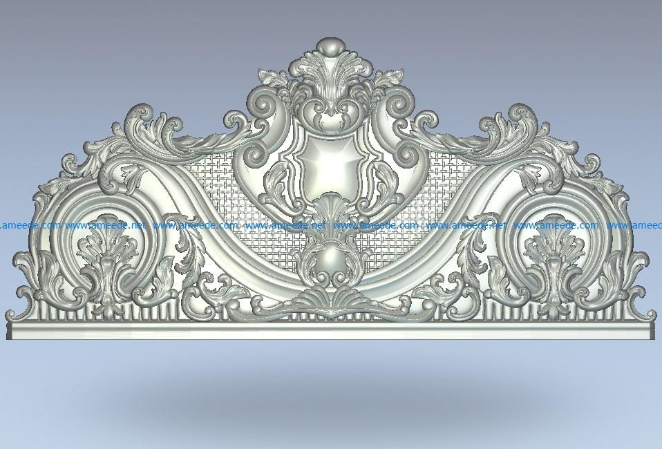 Artcam Aspire 3d STL models for CNC bed