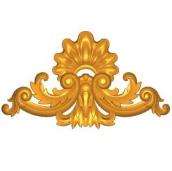 Pattern flowers A002346 wood carving file stl for Artcam and Aspire jdpaint free vector art 3d model download for CNC