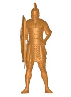 The leader of the warrior B002740 file stl free download 3D Model for CNC and 3d printer