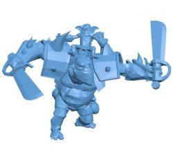 Alchemist B002855 file stl free download 3D Model for CNC and 3d printer