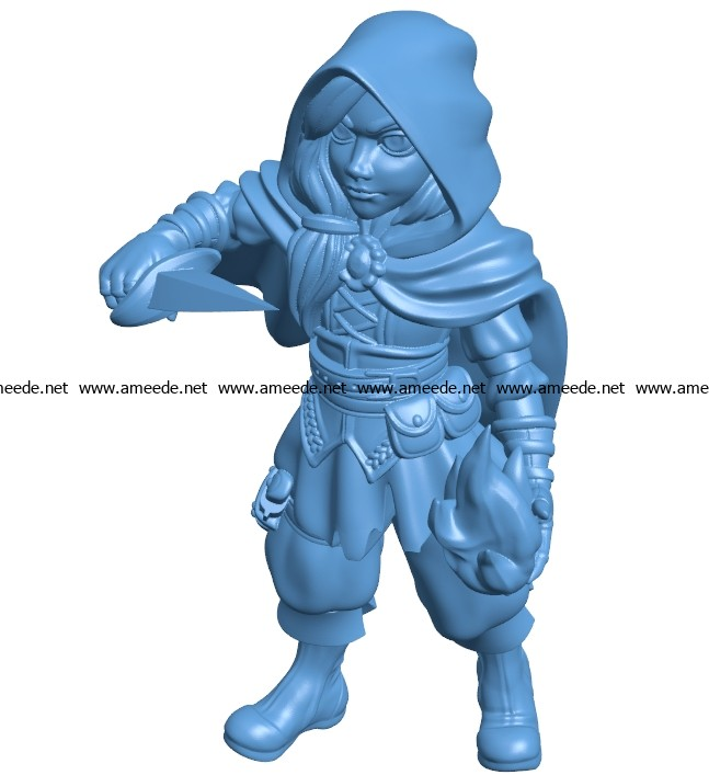 Baby mage B003624 file stl free download 3D Model for CNC and 3d printer