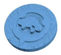 Battle Toad Base B003036 file stl free download 3D Model for CNC and 3d printer