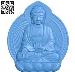 Buddhism A002794 wood carving file stl for Artcam and Aspire jdpaint free vector art 3d model download for CNC