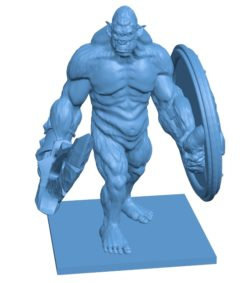 Bug bear Done B003287 file stl free download 3D Model for CNC and 3d printer