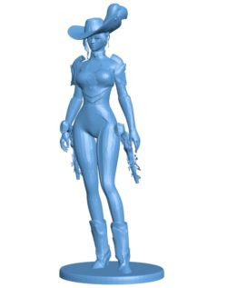Dasalyndel Women B003566 file stl free download 3D Model for CNC and 3d
