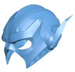 Flash mask B003279 file stl free download 3D Model for CNC and 3d printer