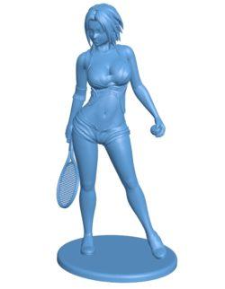 Haruno Sakura B003625 file stl free download 3D Model for CNC and 3d printer