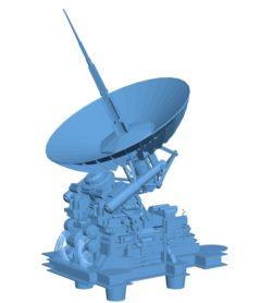 Hyperpulse Generator B002938 file stl free download 3D Model for CNC and 3d printer
