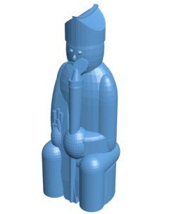 Lewis bishop B002961 file stl free download 3D Model for CNC and 3d printer