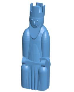 Lewis king B002962 file stl free download 3D Model for CNC and 3d printer