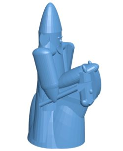 Lewis knight B002963 file stl free download 3D Model for CNC and 3d printer