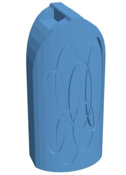 Lewis pawn B002964 file stl free download 3D Model for CNC and 3d printer