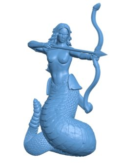 Medusa Gorgon B003710 file stl free download 3D Model for CNC and 3d printer