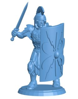 Men Character B003646 file stl free download 3D Model for CNC and 3d printer