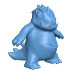 Monster Mama B002951 file stl free download 3D Model for CNC and 3d printer