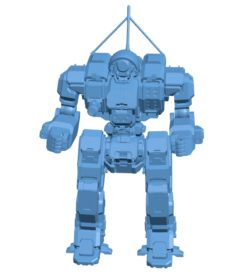 Robot CP-10-Z B003382 file stl free download 3D Model for CNC and 3d printer