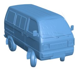 Suzuki India Car B003663 file stl free download 3D Model for CNC and 3d printer