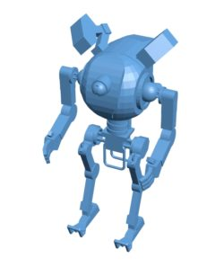 Titanfall Northstar B003128 file stl free download 3D Model for CNC and 3d printer