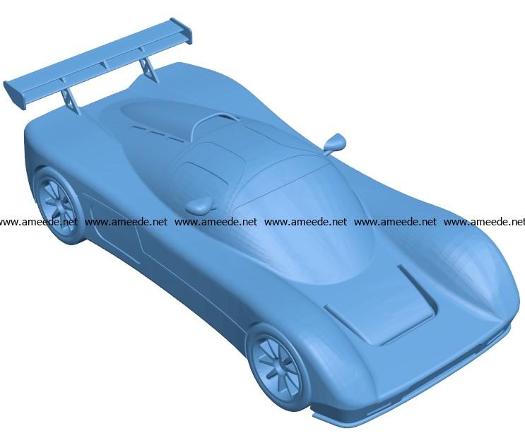 Ultima evolution B003685 file stl free download 3D Model for CNC and 3d printer