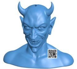 Devil bank B004143 file stl free download 3D Model for CNC and 3d printer