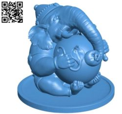 Ganesh B004371 file stl free download 3D Model for CNC and 3d printer