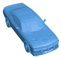 Gaslands Car B003876 file stl free download 3D Model for CNC and 3d printer