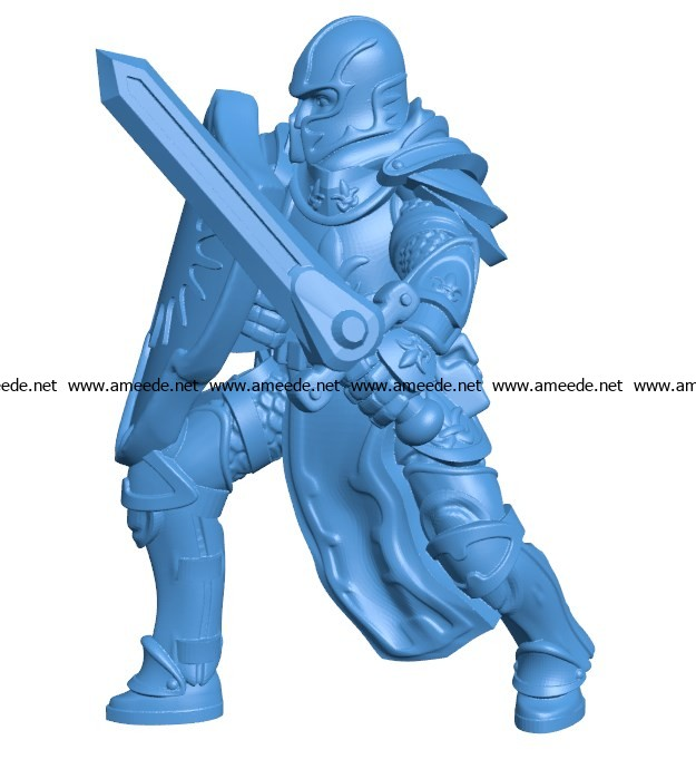 Man shield hempel B003780 file stl free download 3D Model for CNC and 3d printer