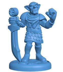 Obgob Bob Fig Man B003862 file stl free download 3D Model for CNC and 3d printer