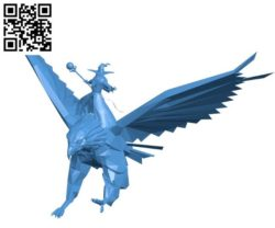 Wizard on eagle B004171 file stl free download 3D Model for CNC and 3d printer