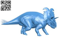 Albertaceratops B004772 file stl free download 3D Model for CNC and 3d printer