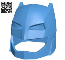 Batman helmet B004798 file stl free download 3D Model for CNC and 3d printe