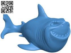 Bruce B004626 file stl free download 3D Model for CNC and 3d printer