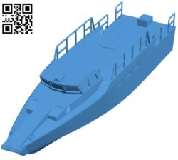 CB 90 Ship B004634 file stl free download 3D Model for CNC and 3d printer