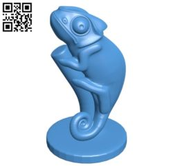 Cameleon B004815 file stl free download 3D Model for CNC and 3d printer