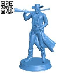 Mr Clint B004637 file stl free download 3D Model for CNC and 3d printer