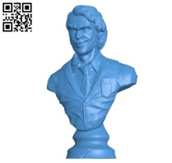 Mr jokerpaid B004681 file stl free download 3D Model for CNC and 3d printer