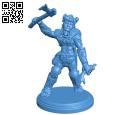 Orc B004698 file stl free download 3D Model for CNC and 3d printer