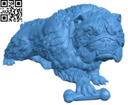 Pet B004670 file stl free download 3D Model for CNC and 3d printer