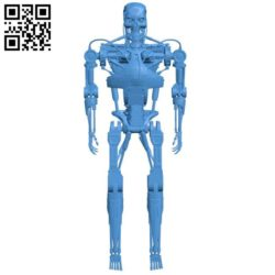 Robot t800 B004506 file stl free download 3D Model for CNC and 3d printer