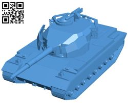 Tank Action X B004431 file stl free download 3D Model for CNC and 3d printer