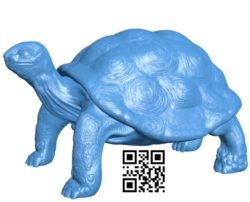 Turtle Tortoiset B004443 file stl free download 3D Model for CNC and 3d printer