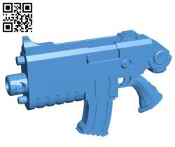 Bolter Gun B004948 file stl free download 3D Model for CNC and 3d printer