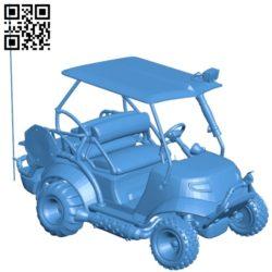 Car ATK B005135 file stl free download 3D Model for CNC and 3d printer