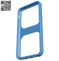Cover iphone x bump flex B004957 file stl free download 3D Model for CNC and 3d printer
