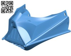 Darth Vader Face Mask B004839 file stl free download 3D Model for CNC and 3d printer